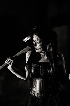 A fun photoshoot with the theme being a homage to the horror clown. Circus Photography, Creepy Photography, Horror Photography, Halloween Photography, Dark Photography, Portrait Photography, Photography Editing, Photography Women, Horror Photos