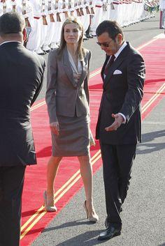 Felipe y Letizia en Marruecos