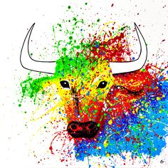 Art Director, Moose Art, Original Art, Prints, Stuff To Buy, Painting, Animals, France, Instagram