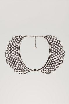 Twin Set colletto PBA3HA 96 € Diamond, Magpie, Twin, Jewelry, Chokers, Necklaces, Rhinestones, Jewellery Making, Eurasian Magpie