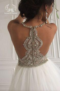 Wedding dress Arina. Bridal dress. Princess by DressesLioness