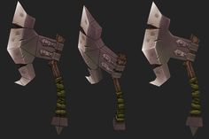 LOWPOLY (sub 1000~ triangle models) - Page 508 - Polycount Forum