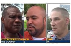 George Cooper, Antonio Velazquez, and Christopher Carver -- Americans.  (Images via ABC Tampa Bay)