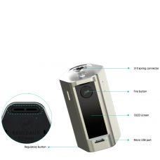 Wismec Reuleaux RX Mini 80W Box Mod med 2100 mAh batteri (Brand: Wismec)