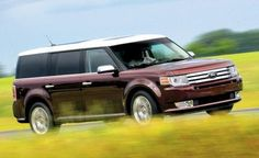 2013 Ford Flex Limited AWD EcoBoost - Photo Gallery of Instrumented Test from Car and Driver - Car Images - CARandDRIVER
