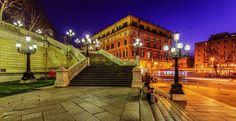 scale al Parco Montagnola - Bologna...