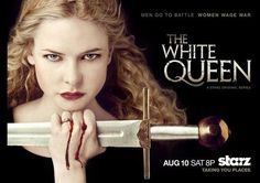 The White Queen. The series is awesome and the books are even better!!!