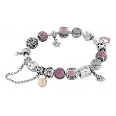 Pandora 70197 Armband-Set Love Is In The Air