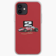 gedomt 25 mm Height Car Moto Race Number 3d Car Stickers Figures 0 Red
