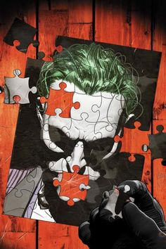Batman's The War Of Jokes And Riddles From Tom King And Mikel Janin Is All About, Anyway