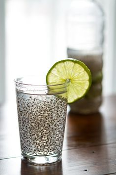 Chia Fresca: A Natural Energy Drink! | Oh She Glows