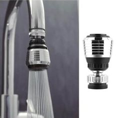 Best price on Rotate Swivel Water Saving Tap //   See details here: http://smartkitchentools.com/product/360-rotate-swivel-faucet-nozzle-torneira-water-filter-adapter-water-purifier-saving-tap-aerator-diffuser-kitchen-accessories-hot/ //    #delicious #eating #foodpic #foodpics #eat #hungry #hot #foods #dessert #cake #icecream #delicious