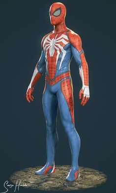Spiderman 4, Spiderman Suits, Amazing Spiderman, Marvel Dc, Marvel Heroes, Best Marvel Characters, Comic Book Characters, Iron Man Art, My Superhero