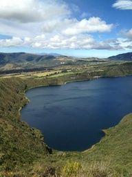 Cuicocha, Imbabura, Ecuador