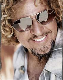 Sammy Hagar...yes, please <3
