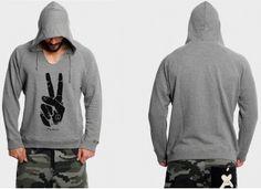 peace hand Peace, Workout, Sweatshirts, Sweaters, Clothes, Fashion, Outfits, Moda, Clothing