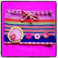 * Tikkie *: Crochet skirt #3 :: Gehaakt rokje #3