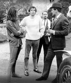 Filming the Avengers Avengers Images, Avengers 2, Diana Riggs, Emma Peel, Tv Series, Tv Shows, Couple Photos, Target, Woody