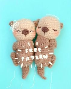 Crochet For Kids, Diy Crochet, Crochet Toys, Crochet Designs, Crochet Patterns, Pom Pom Animals, Yarn Needle, Crochet Animals, Stitch Markers