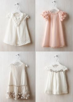 Beautiful baby dresses! baby-girl