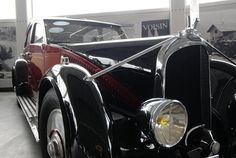 Voisin C25 Aérodyne de 1935 http://patrimoineautomobile.com/voisin-c25-aerodyne-de-1935-fondation-herve/