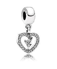 Pandora Disney Amour de Fée Clochette Charm