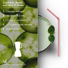 109 Best Visalus Shake Recipes Images Shake Recipes