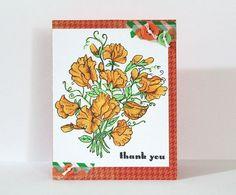 Thank You ( Orange )