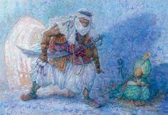 çizgili masallar: Anton Lomaev, The History of Little Mouk