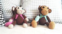 Crotchet monkeys