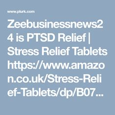 Stress Relief Tablets, Ptsd, Brain, Amazon, The Brain, Amazons, Riding Habit