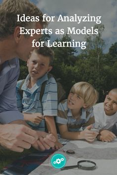 Students will analyze how an expert in a particular field solved a problem and apply those same strategies, skills, and behaviors to an issue in the field or to their current unit of study. Grade Level: 4-6 7-9 10-12 Topic: Real-World Work