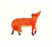 Adorable Fox Art Print Nursery Paintings, Nursery Art, Framed Prints, Canvas Prints, Art Prints, Original Artwork, Original Paintings, Watercolor Fox, Orange Art