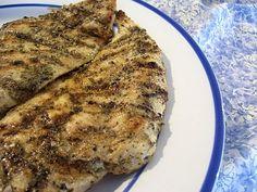 Easy To Be Gluten Free | Herb Marinated Chicken