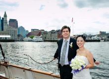 If you want to host your wedding, engagement party or rehearsal dinner on a tall ship in Boston, we invite you to sail with us!