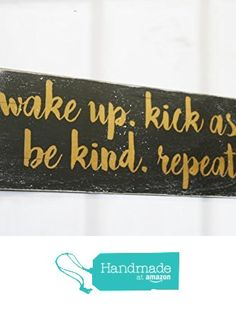 Inspirational Wood Sign https://www.amazon.com/dp/B01M295IA5/ref=hnd_sw_r_pi_dp_bH8dybR6TTC0N #handmadeatamazon