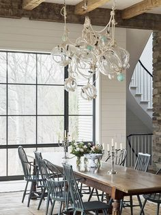 House Tour  A Farmhouse That Defies Definition Coco Kelley Enchanting Dining Room Definition Decorating Design