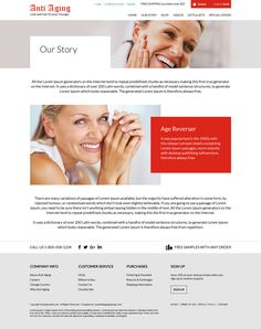 anti aging skin care clean and minimal website design Minimal Website Design, Beautiful Website Design, Skin Care Cream, Facial Masks, Acne Treatment, Anti Aging Skin Care, Skin Care Tips, Beauty Hacks