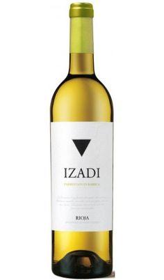 IZADI Blanco 2012 - Álava  - D.O. Rioja