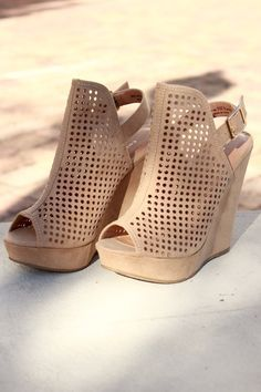 nude wedges                                                                                                                                                      More