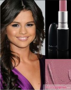 "Love this Mac ""Snob"" lipstick"