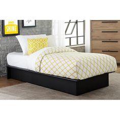 Found it at AllModern - Upholstered Platform Bed