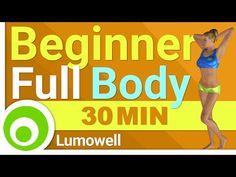 Beginner Full Body Workout - 30 Minute Training - YouTube