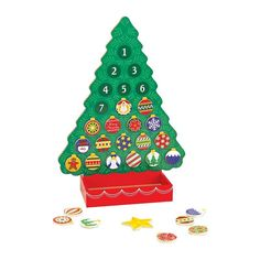 Want an Advent Calendar for this upcoming holiday season that isn't full of crappy chocolate? Check out these great alternatives to the boring advent calendars. Unique Advent Calendars 2019 – Countdown To Christmas Christmas Countdown, Christmas Calendar, Advent For Kids, Advent Calendars For Kids, Kids Calendar, Wooden Christmas Trees, Kids Christmas, Christmas Crafts, Christmas Ornaments