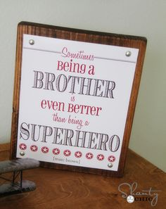 My brothers are my heroes.. They amaze me more and more everyday. I love them more then you can imagine.! <3