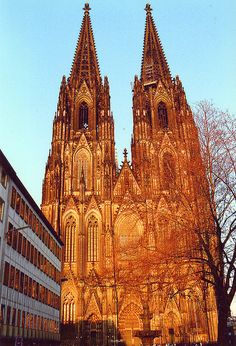 koeln dom cathedral by mbell1975, via Flickr