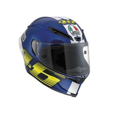 Casco da Moto Integrale AGV CORSA E2205 TOP - V46 BLUE