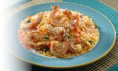 Receta de Arroz con camarón y coco - PRONACA Coco, Menu, Ethnic Recipes, Meals, Recipes With Rice, Ethnic Food, Foods, Kitchens, Menu Board Design