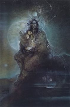 Grandmother Earth by Susan Seddon Boulet