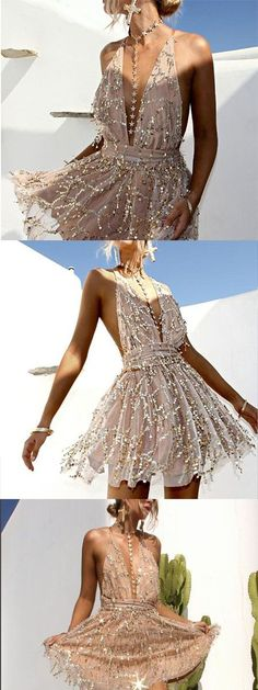 Shop sexy club dresses, jeans, shoes, bodysuits, skirts and more. Beige Prom Dresses, Pretty Prom Dresses, Hoco Dresses, Gala Dresses, Dance Dresses, Homecoming Dresses, Cute Dresses, Evening Dresses, Casual Dresses